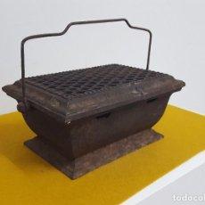 Antigüedades: ANTIGUO BRASERO PORTATIL.. Lote 61496767