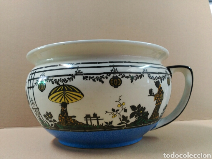 Antigüedades: Orinal en porcelana inglesa, Wedgwood - Foto 6 - 61541092