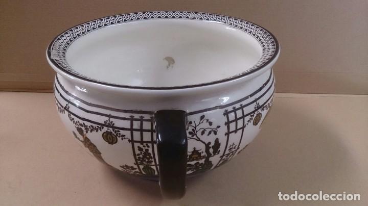Antigüedades: Orinal en porcelana inglesa, Wedgwood - Foto 2 - 61541092