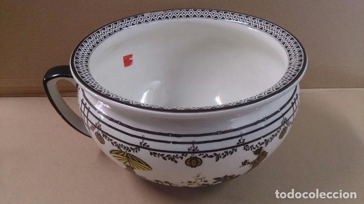 Antigüedades: Orinal en porcelana inglesa, Wedgwood - Foto 3 - 61541092