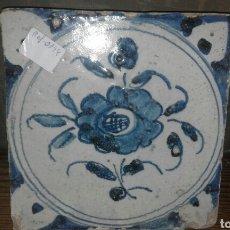Antigüedades: AZULEJO TRIANAXVIII. Lote 61542978