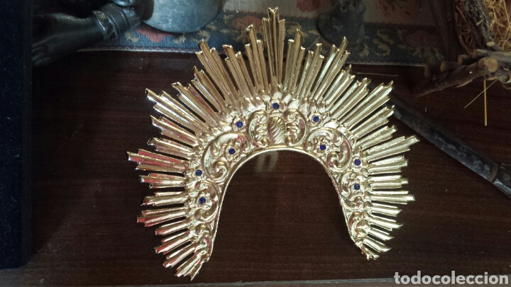 Antigüedades: Diadema corona - Foto 2 - 222096663