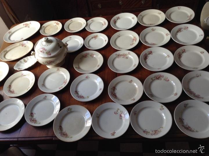 VAJILLA SXIXSANDEMAN MACDOUGALL&CO. (Antigüedades - Porcelanas y Cerámicas - San Juan de Aznalfarache)