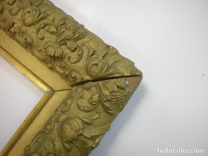 marco antiguo de pasta de arcilla echo a mano - Comprar Marcos ...