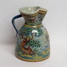 Antigüedades: JARRA VINATERA DE TALAVERA. Lote 61754644
