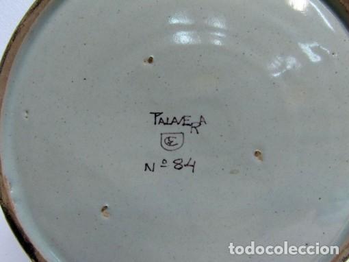 Antigüedades: Jarra vinatera de Talavera - Foto 6 - 61754644