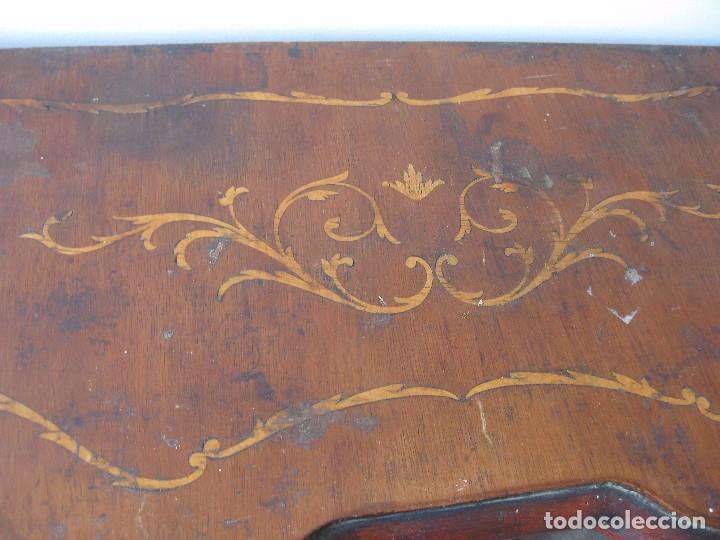 Antigüedades: CONSOLA DE RECIBIDOR - Foto 3 - 61796736