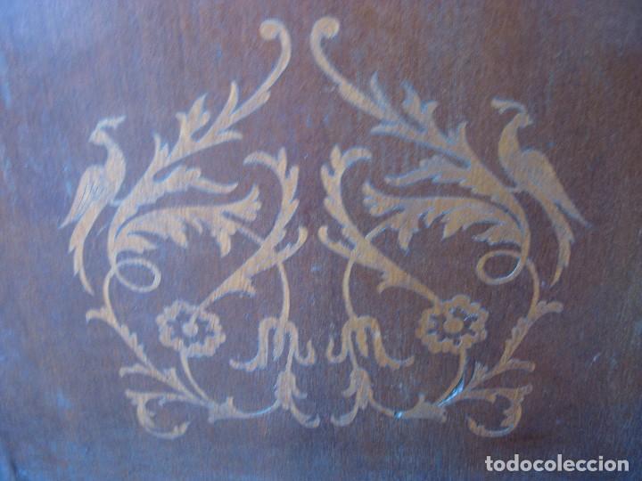 Antigüedades: CONSOLA DE RECIBIDOR - Foto 5 - 61796736