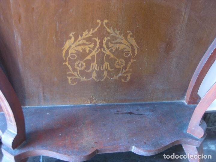 Antigüedades: CONSOLA DE RECIBIDOR - Foto 6 - 61796736