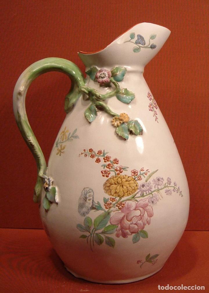 JERRA DEL BUEN RETIRO (Antigüedades - Porcelanas y Cerámicas - Alcora)
