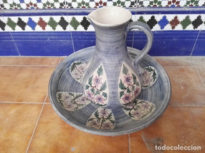 AGUAMANIL GRAN TAMAÑO (Antigüedades - Hogar y Decoración - Otros)