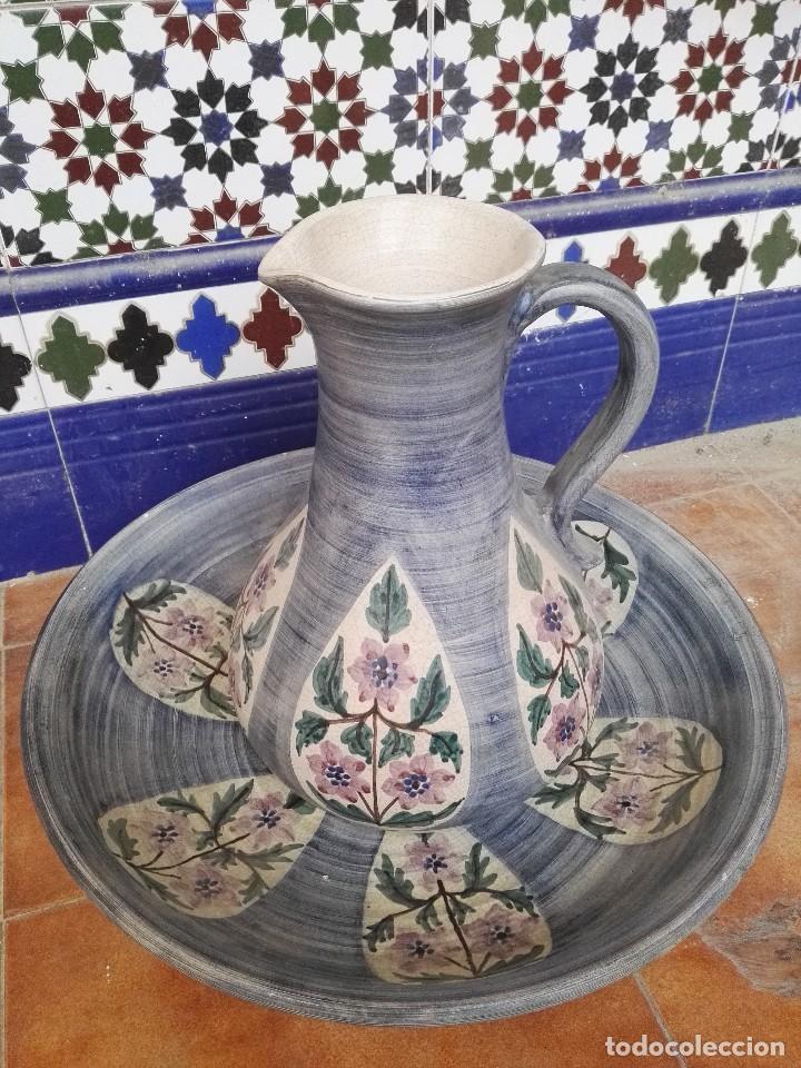 Antigüedades: aguamanil gran tamaño - Foto 2 - 61824504