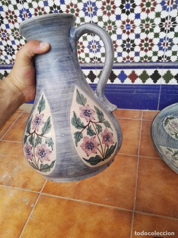 Antigüedades: aguamanil gran tamaño - Foto 3 - 61824504