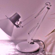 Antigüedades: LAMPARA FASE, DE FLEXO COLOR BLANCO. Lote 61861708
