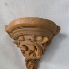 Antigüedades: MENSULA EN RESINA - POLIURETANO. Lote 210987667