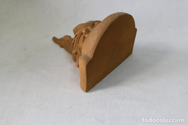 Antigüedades: mensula en resina - poliuretano - Foto 3 - 125978638