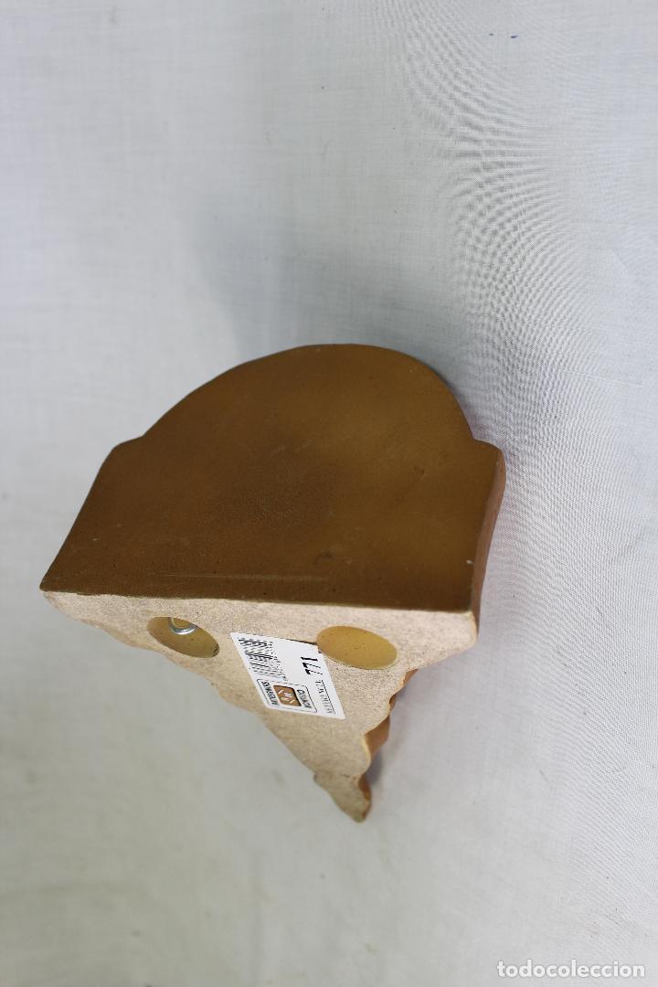 Antigüedades: mensula en resina - poliuretano - Foto 5 - 125978638