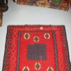 Antigüedades: KILIM SOFREH 135 X 130. Lote 61983568