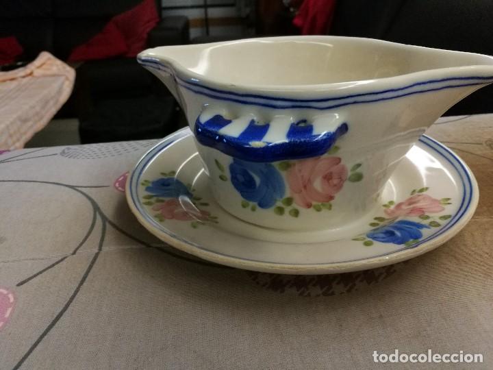 SALSERA DE FAITANAR (Antigüedades - Porcelanas y Cerámicas - Otras)