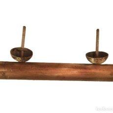 Antigüedades: ANTIGUO TIRADOR DE BRONCE.PRECIOSO. Lote 62105056