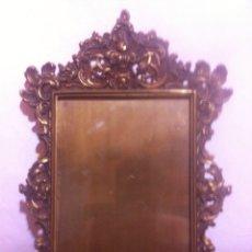 Antigüedades: MARCO DE BRONCE. Lote 62159446