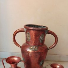 Antigüedades: BUEN LOTE DE ARTÍCULOS DE HOGAR ANTIGUOS ENVIO GRATIS. Lote 62182742