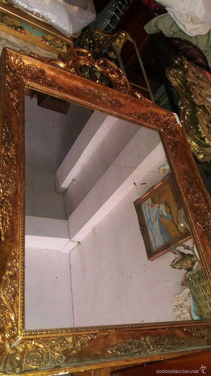 Antiguo espejo para restaurar comprar espejos antiguos for Antiguedades para restaurar
