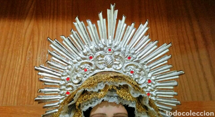 Antigüedades: Diadema corona - Foto 5 - 222096663
