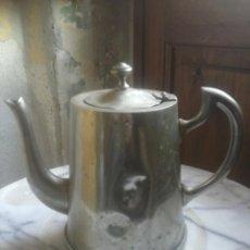 Antigüedades: CAFETERA / TETERA - MODERNISTA .. Lote 62238544