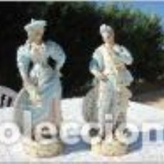 Antigüedades: BISCUIT SXIX.ALEMANES.. Lote 62296032