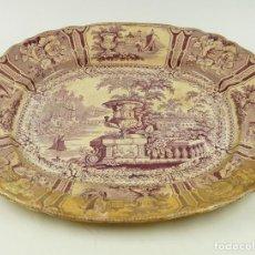 Antigüedades: FUENTE DE SARGADELOS S.XIX 29 X 34 CM.. Lote 62372956