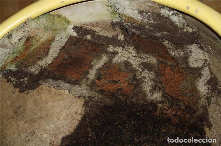 Antigüedades: PECERA O JARDINERA ORIENTAL. CERAMICA ESMALTADA. CHINA. SIGLO XIX - Foto 14 - 62415776