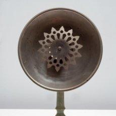 Antigüedades: ESTUFA - ANTIGUA - FUEGO Nº 420. Lote 62418812