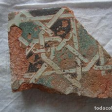 Antigüedades: AZULEJO MUDEJAR SIGLO XV. Lote 62456148