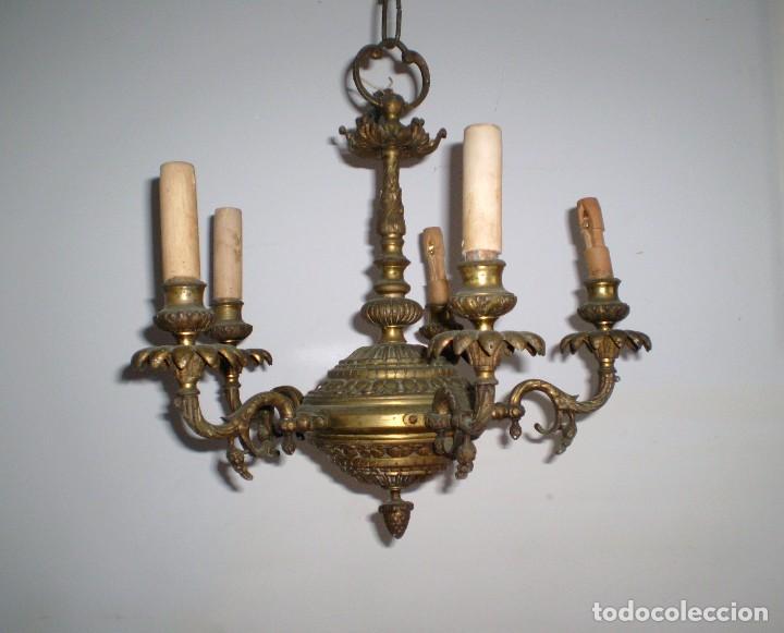 restaurar lamparas antiguas