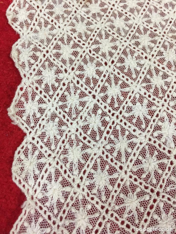 Antigüedades: Antigua mantilla de toalla - Foto 6 - 58215522