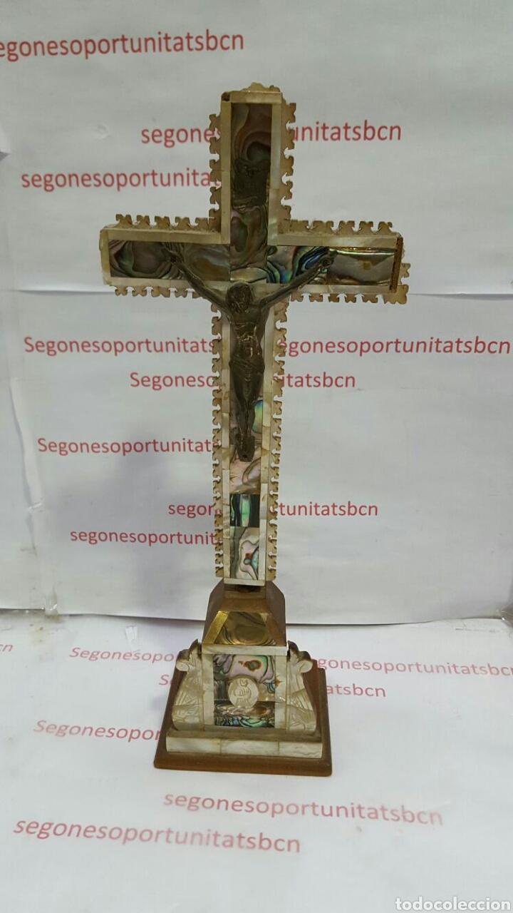 CRUZ JERUSALEM (Antigüedades - Religiosas - Cruces Antiguas)