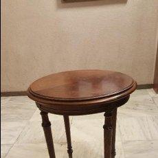 Antigüedades: MESITA REDONDA. Lote 62653020