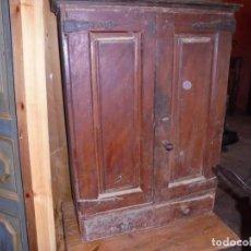 Antigüedades: ARMARIO DEL SXVIII.. Lote 62660876