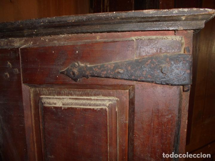 Antigüedades: Armario del SXVIII. - Foto 2 - 62660876