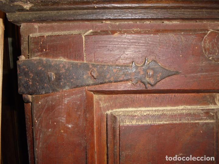Antigüedades: Armario del SXVIII. - Foto 10 - 62660876