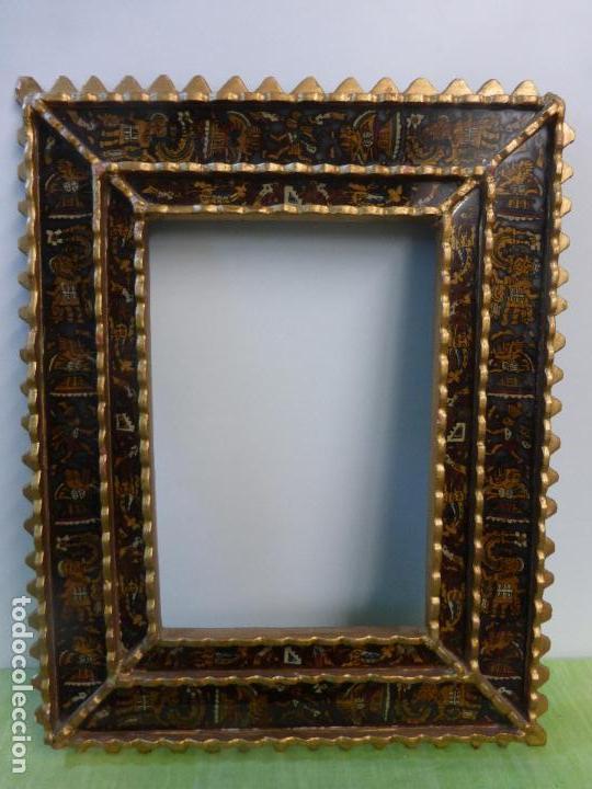 Antiguo marco colonial cuzque o para espejo vid comprar - Comprar espejos decorativos ...