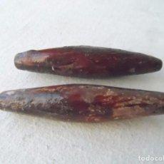 Antigüedades: PERCHERO ANTIGUO GANCHO PARA PERCHERO LOTE DE 2 GANCHOS PARA PERCHERO. Lote 62698696