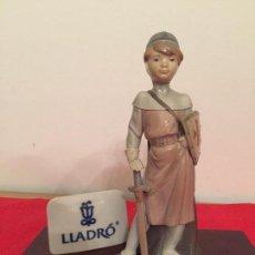 Antigüedades: FIGURA DE PORCELANA FINA DE LLADRO. Lote 62784588