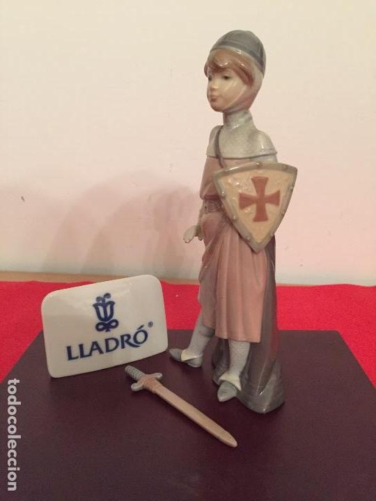 Antigüedades: Figura de porcelana fina de lladro - Foto 2 - 62784588