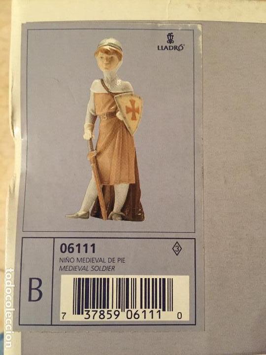 Antigüedades: Figura de porcelana fina de lladro - Foto 5 - 62784588