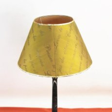 Antigüedades: LAMPARA DE SOBREMESA. LATÓN Y MÁRMOL. ESPAÑA. SIGLO XX.. Lote 62815116