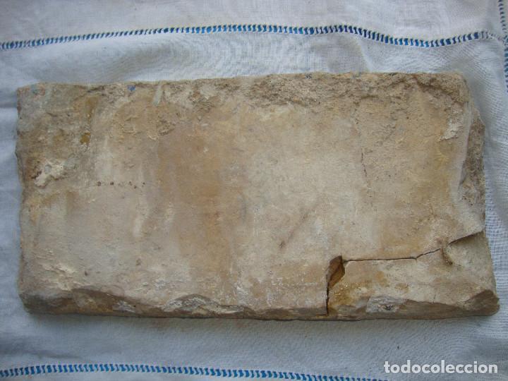 Antigüedades: Azulejo siglo XVI de Triana - Foto 3 - 62920120
