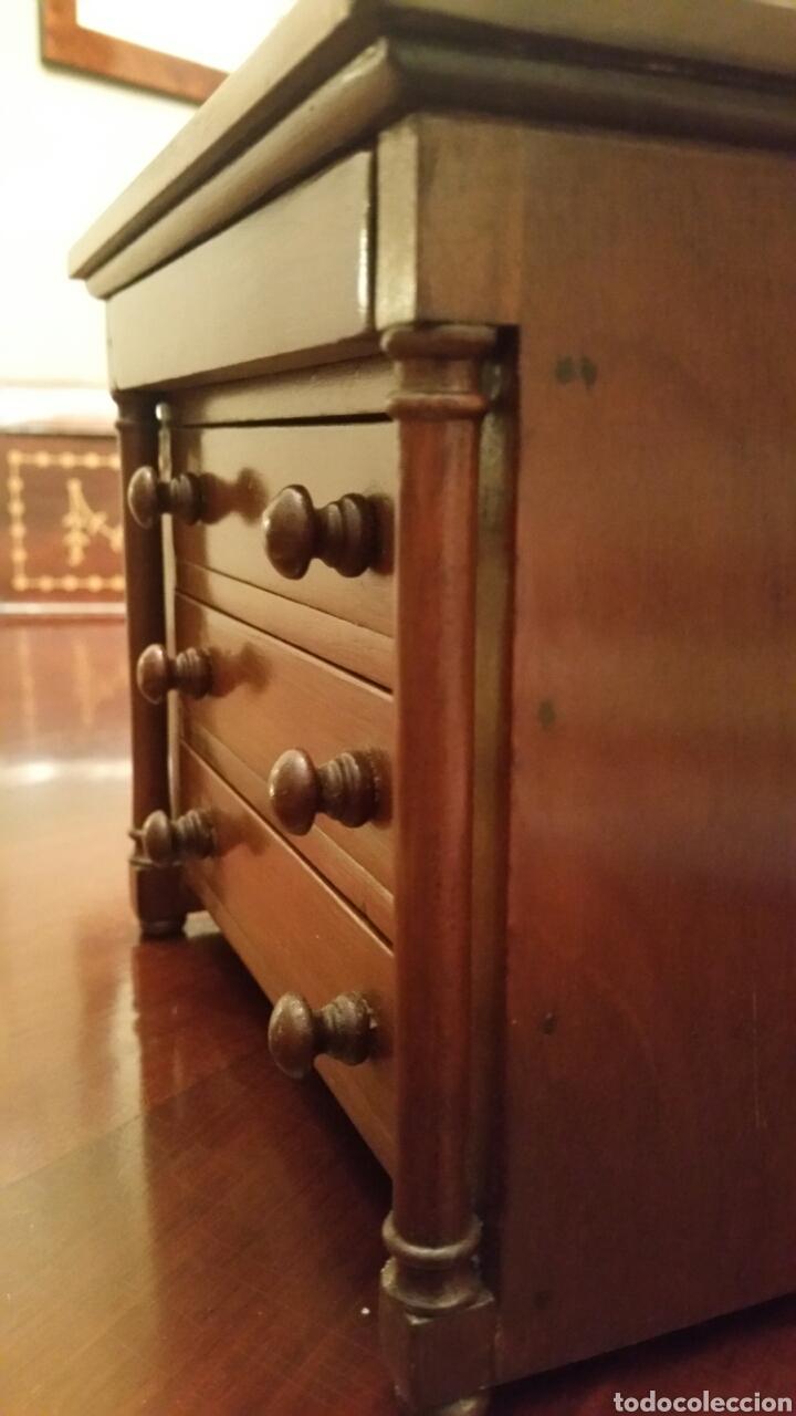 Antigua C Moda De Madera De Caoba Autentica En Comprar C Modas  # Muebles De Caoba