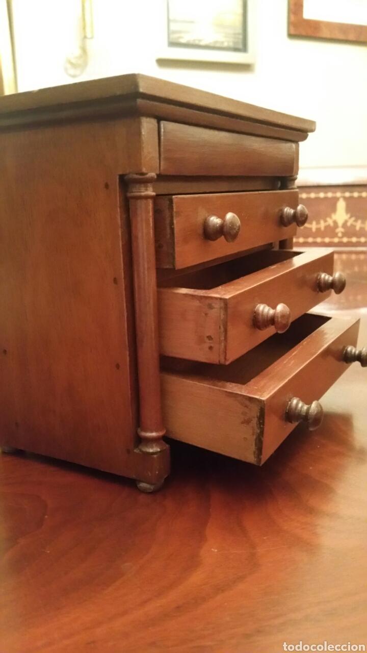 Antigua C Moda De Madera De Caoba Autentica En Comprar C Modas  # Muebles Caoba Sanlucar